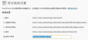 使用新浪 SAE 搭建自己的博客 WordPress 的伪静态设置 11