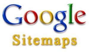 新建站点提交sitemap