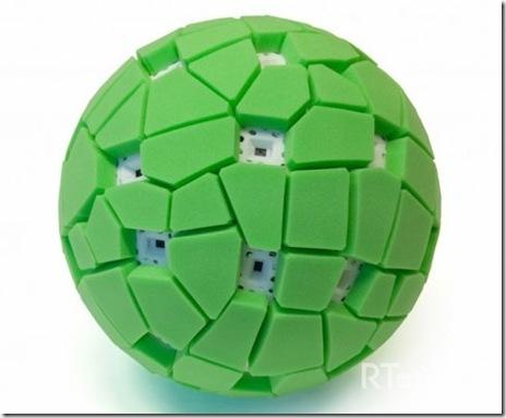 360度全景相机球:可以抛的照相机