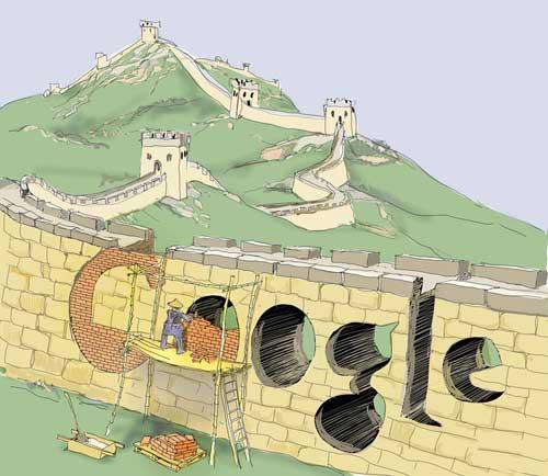 Google 翻墙