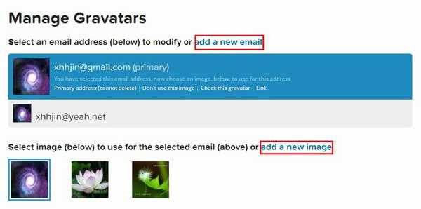 申请 Gravatar 头像打造你的专属名片 02