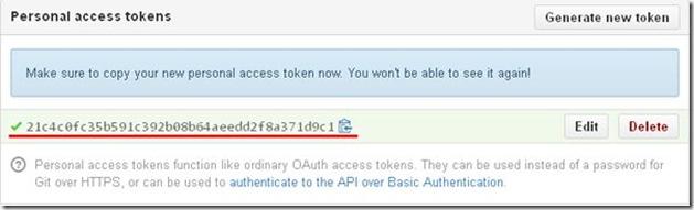 github-travis-ci-access-tokens