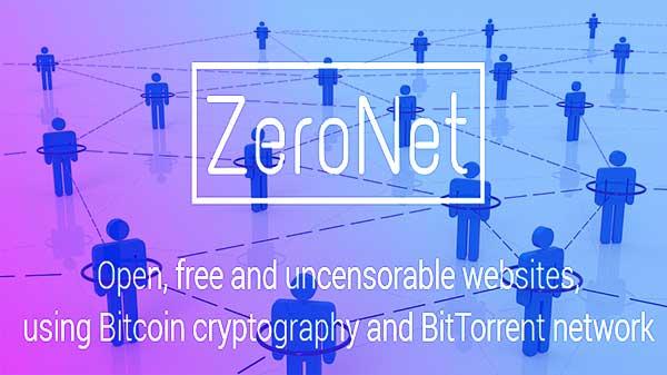 P2P 网络 ZeroNet 初体验